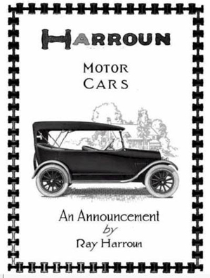 Harroun Motor Car